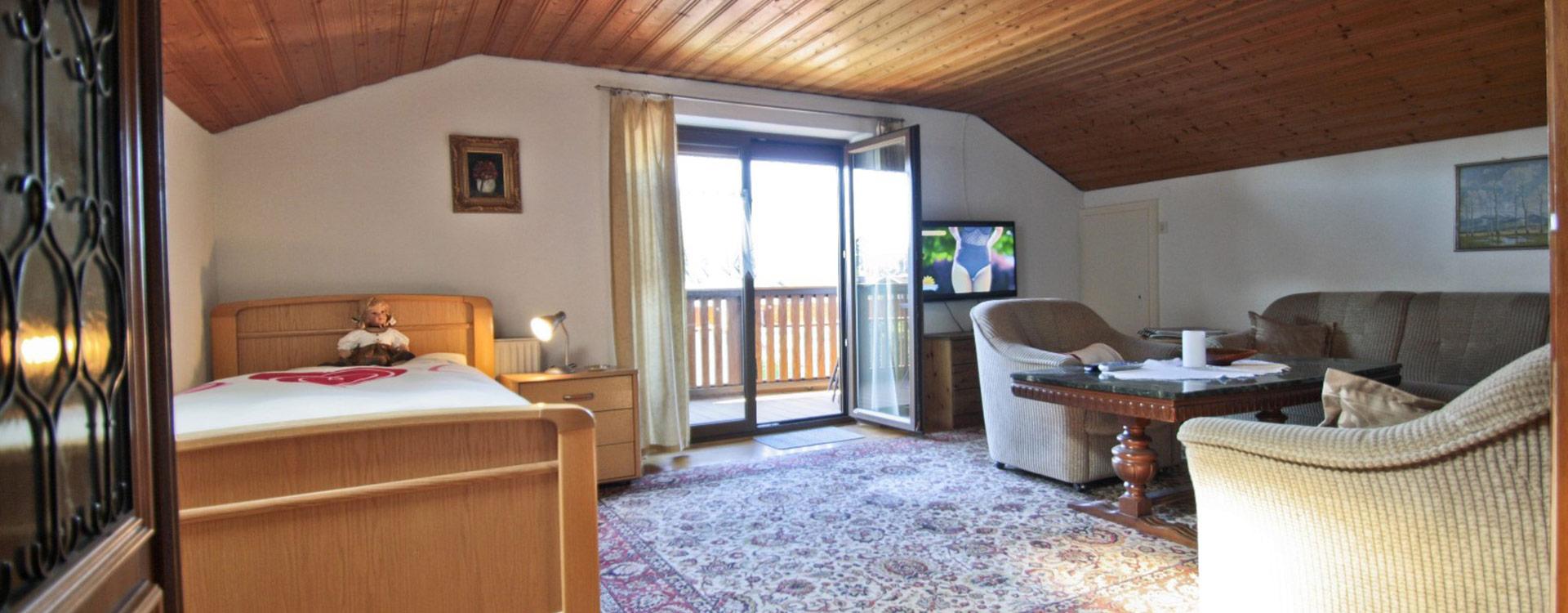 Ferienwohnung Bergblick Kleine Wohnung In Prien Am Chiemsee